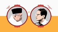 Ma'ruf Mulai Jajal Sukabumi, Sandi Ziarah Makam Sukarno