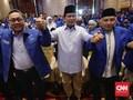 Suara PAN Sumbang, Sejumlah Caleg Tolak Kampanyekan Prabowo
