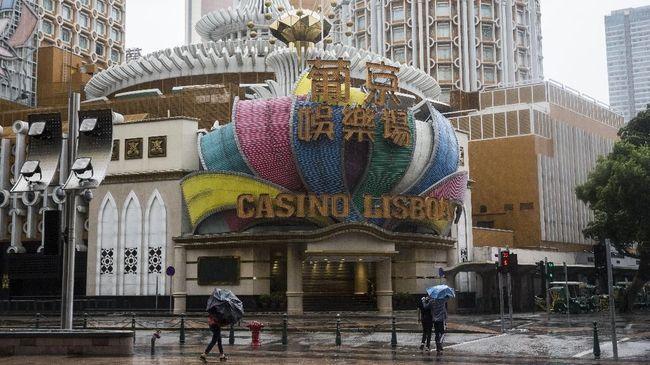 Karantina Virus Corona Selesai, Kasino Macau Kembali Dibuka