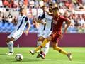 Sempat Unggul Dua Gol, AS Roma Ditahan Imbang Chievo