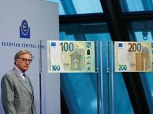 ECB Umumkan Kebijakan Moneter Besok, Euro Kembali Menguat