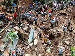 Tambang Kecil Filipina Ditutup karena Topan Mangkhut