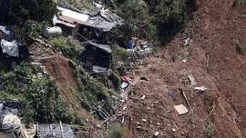 Korban Tewas Akibat Topan Mangkhut di Filipina Bertambah