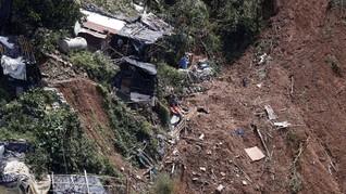 Korban Badai Usman di Filipina Bertambah Jadi 126 Orang