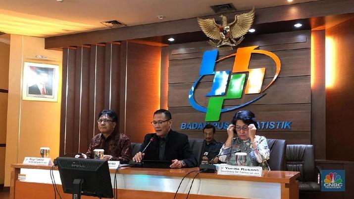 Indeks Harga Perdagangan Besar Stagnan di September 2018