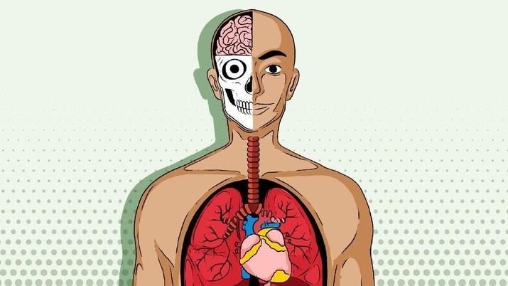 8Penyakit Kronis  Orang RI yang Jadi Beban  BPJS  Kesehatan