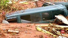 VIDEO: Filipina Mulai Operasi Pencarian Korban Topan Mangkhut