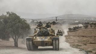 Turki Kerahkan Tambahan Bantuan Militer ke Idlib, Suriah