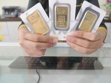 Emas Antam Sedang Tak Bergairah, Saatnya Beli?