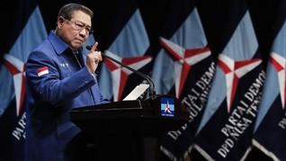 Pesan SBY di Aceh: Ingatkan Para Pemimpin untuk Berlaku Adil