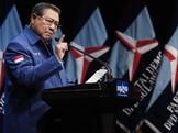 SBY Minta Kader Antisipasi Ketegangan Politik Usai Pilpres