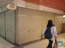 Dulu Ramai, Kini Pasar Pagi Mangga Dua Sunyi Sepi