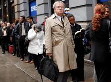 Tingkat Pengangguran AS Turun, Terendah di 49 Tahun Terakhir