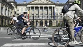 Menjangkau Brussels-Amsterdam Lebih Ramah Lingkungan