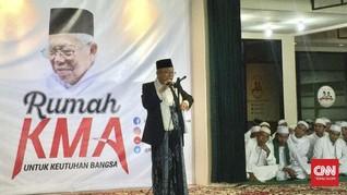 Ma'ruf Imbau Yahya Waloni Tak Singgung Ulama Saat Ceramah