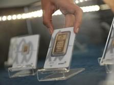 Usai Turun Rp 3.000/gram, Emas Antam Hari Ini Stagnan