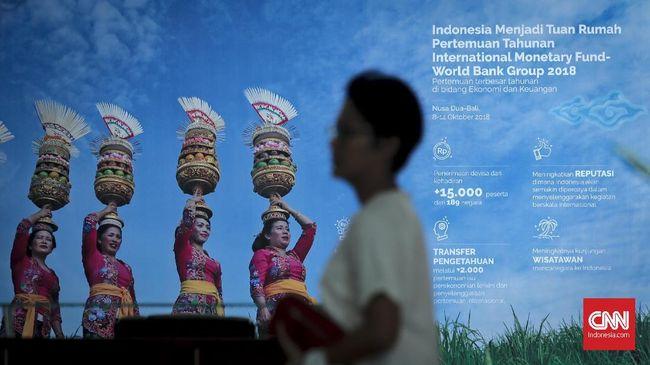 PTPP Tawarkan Delapan Proyek Infrastruktur dalam Forum IMF-WB
