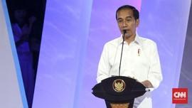 Jokowi Sebut Surplus Perdagangan 'Buah' Kebijakan Pemerintah
