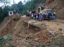 Topan Mangkhut Sapu 250.000 Ton Pasokan Beras Filipina
