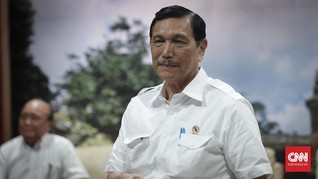 Luhut Sebut Jokowi Jalin Kedekatan dengan 4 Konglomerat Dunia