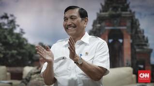 Luhut Ungkap Jokowi Sangat Ingin Bertemu Prabowo