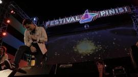 Armada Tutup Festival Pinisi 2018 dengan Romantis
