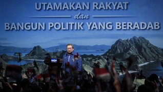Partai Demokrat Gelar Kongres 14-16 Maret 2020 di Jakarta
