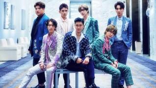 Super Junior Peringati 14 Tahun 'Naik-Turun' Karier