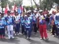 VIDEO: Kirab Obor Asian Para Games 2018 di Bali