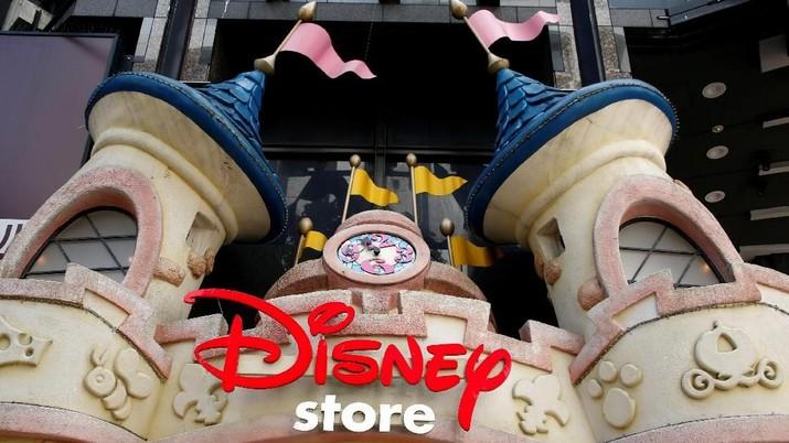 Saingi Netflix, Disney Umumkan Layanan Streaming Disney Plus