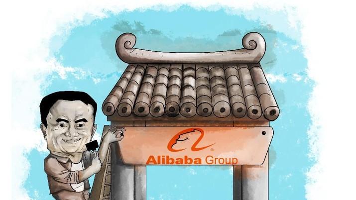 Kisah Luar Biasa Jack Ma