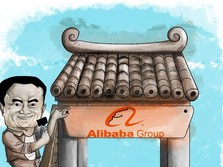 Jack Ma Muncul Usai 2 Bulan Hilang, Saham Alibaba Bangkit