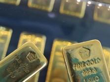 Nelangsa! Ikut Emas Global, Harga Emas Antam Bisa Merah