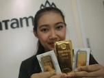 Wah, Harga Emas Antam Hari Ini Turun Rp 4.000!