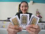 Investor Lari ke Saham, Emas Antam Turun Rp 720.000/gram