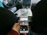 Menjajal Cargo, Minimarket Keliling di Dalam Mobil Uber