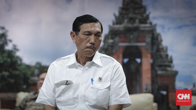 Tim Jokowi Sebut Tempel Amplop Kiai Inisiatif Luhut Pribadi