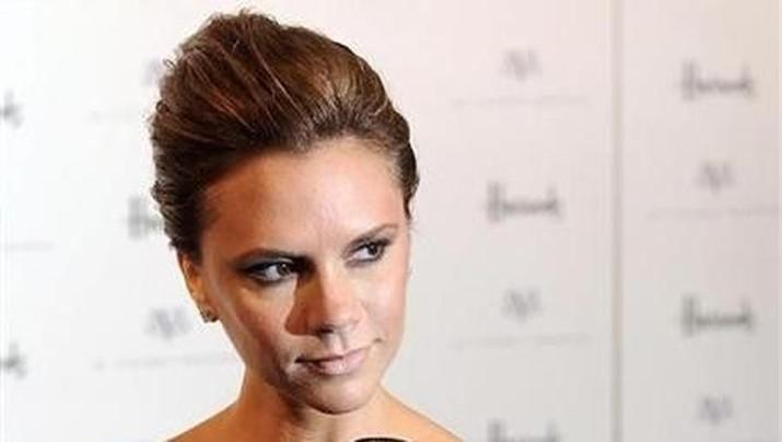Sukses di bisnis fesyen, Victoria Beckham merambah bisnis kosmetik