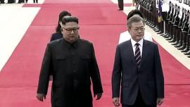 Pertemuan Moon-Kim, Belum Ada Tanda Kesepakatan Nuklir