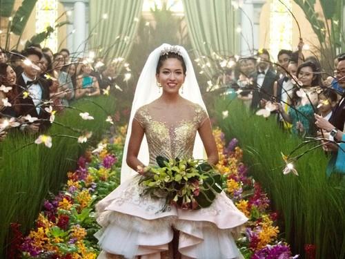 Cerita di Balik Pernikahan Rp 600 Miliar di Crazy Rich Asians