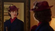 Sihir Mary Poppins Kembali Muncul di Cuplikan Perdana