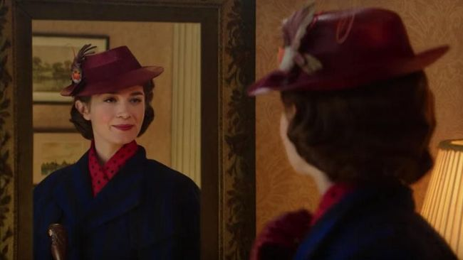 Nyanyi dan Tari Meriahkan Trailer Baru 'Mary Poppins Returns'