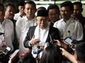 Ma'ruf Amin Imbau Massa Jokowi dan Prabowo Tetap Akur