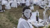 Tahun ini New York City Diner en Blanc dilaksanakan di sebuah pulau bernama Governors.