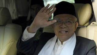 Beda dengan Prabowo, Ma'ruf Sebut Impor Masih Diperlukan