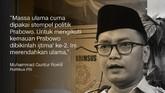 Politikus PSI, Muhammad Guntur Romli