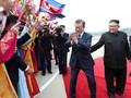 Blusukan Hingga Propaganda, 5 Hal Unik KTT Moon-Kim Jong-un