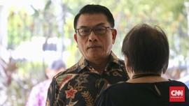 Moeldoko: Isu Jokowi Hapus Pelajaran Agama Kampanye Sesat