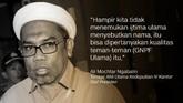 Staf Ahli Kepresidenan Ali Mochtar Ngabalin.