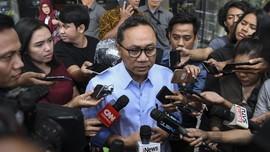 Zulkifli Hasan Siap Jadi Jaminan Ahmad Dhani